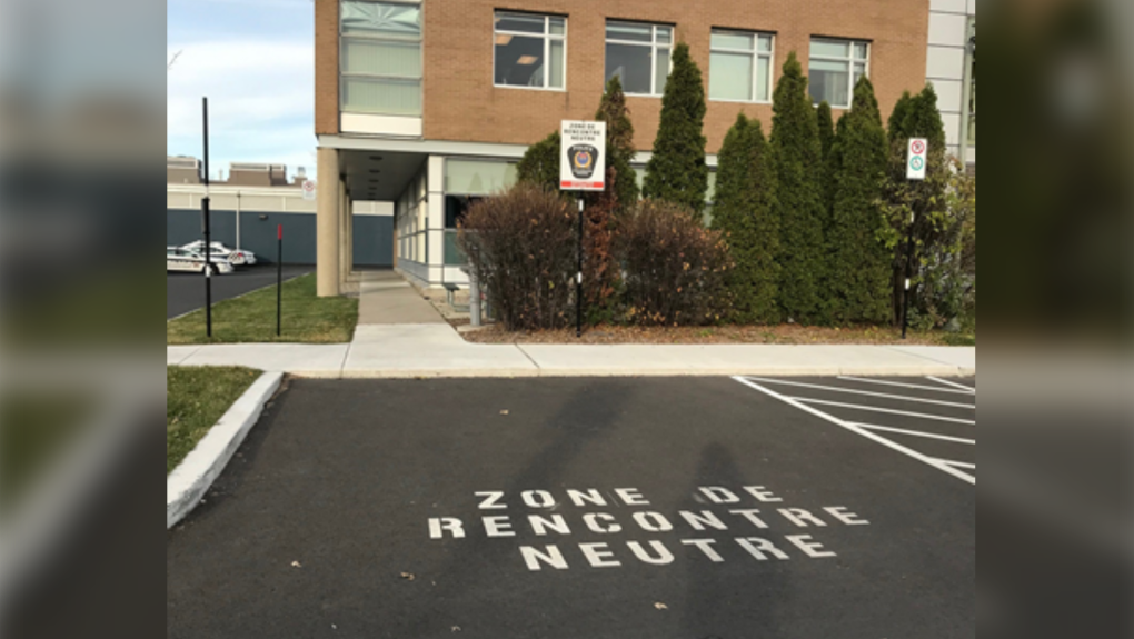Longueuil police neutral zone