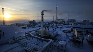 The Vostok project, the cornerstone of Russia's Arctic ambitions, brings together several Rosneft activities in the Russian Far North. (Source: AFP)