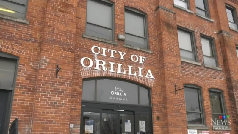 city of orillia