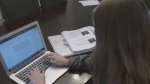 Some Alta. students to return online