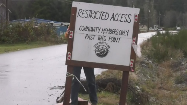 Island First Nations can't lockdown due to dependence on local communities for food, medical service
