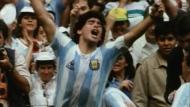 Vancouverites remember Diego Maradona