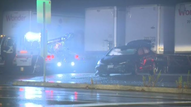 From CTV Kitchener: Waterloo Regional Police are looking for a person they say fled the scene of a crash in Kitchener.