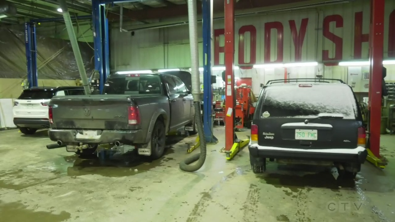 Winterize Auto Clearing