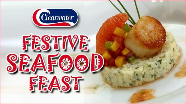 Festive Seafood Feast Header