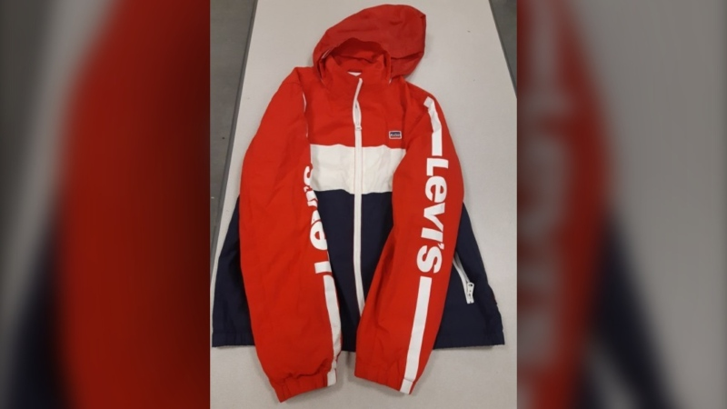 A senior has been reunited with his jacket and three people face charges following an investigation into a Sept. 22 robber in downtown Calgary (CPS)