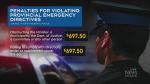 Halifax police prepared to ticket rule-breakers