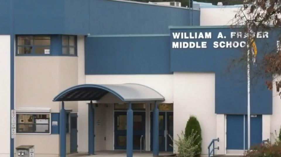 William A. Fraser Middle School