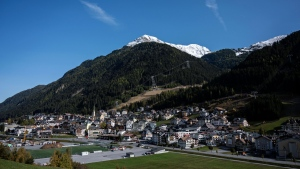 Ischgl and its neighbouring villages draw around 500,000 visitors each winter, with high-profile celebrities and politicians among them in previous years. (Christian Bruna/EPA-EFE/Shutterstock)