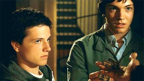 Chris Massoglia and Josh Hutcherson in Universal Pictures' 'Cirque Du Freak: The Vampire's Assistant'