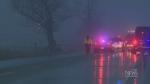Police still investigating fatal Wellesley crash