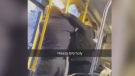 ETS bus fight