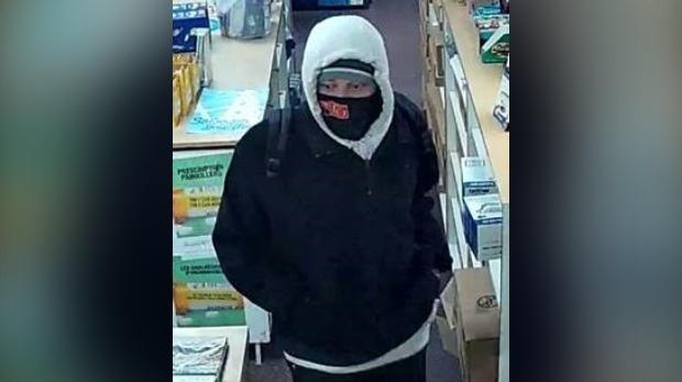 Pharmacy suspect
