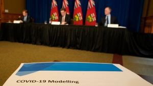 Ont. releases new modelling data on COVID-19