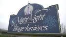 Alight at Night at Upper Canada Village opens on Friday, Nov. 27. (Nate Vandermeer/CTV News Ottawa)