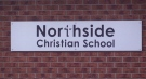 Northside Christian School in Listowel, Ont. is seen Thursday, Nov. 26, 2020. (Scott Miller / CTV News)