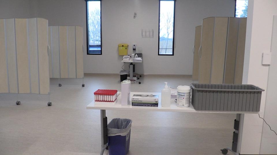Rizzardo COVID Testing Clinic