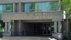 Surrey Provincial Court is seen in this photo from the B.C. provincial court website.