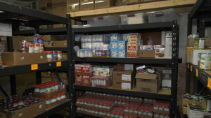 Sooke Food Bank needs a new location to meet growing demand for services. (CTV news)