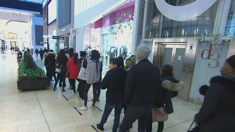 What Black Friday looks like amid lockdowns and th