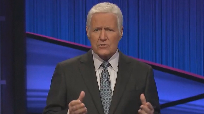 Emotional posthumous message from Alex Trebek enco