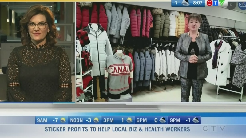 Packer's Fashion in Selkirk is the oldest independent women's retail clothing store in Manitoba. As Rachel Lagacé reports, its counting on Black Friday sales.