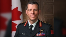 Major-General Dany Fortin is seen in this undated photo from the Department of National Defence. (Source: DNC)