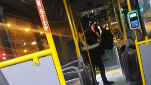 Passenger accuses bus driver of rude overreaction