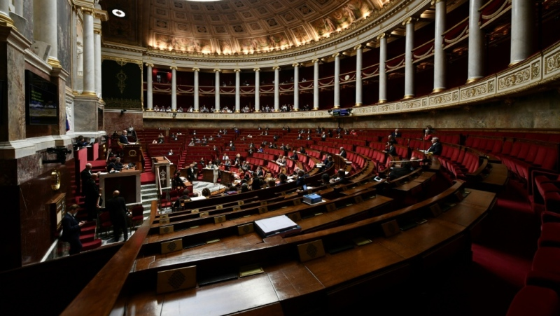 "France's lower house of parliament has approved a law banning discrimination based on a person's accent, calling the practice ""a form of racism."" (AFP)"