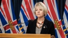 Provincial health officer Dr. Bonnie Henry provides an update on COVID-19 in B.C. on Nov. 23, 2020. (B.C. government)