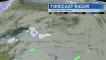 Mild weather continues, chance of precipitation