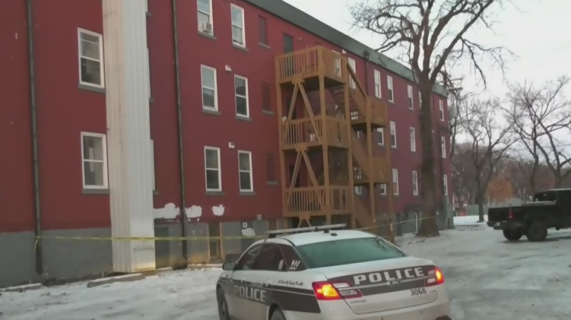 Homicide investigation in Winnipeg