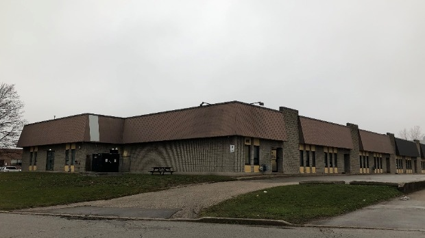 Trigger's offices at 588 Colby Dr. in Waterloo (Krista Simpson / CTV News Kitchener)