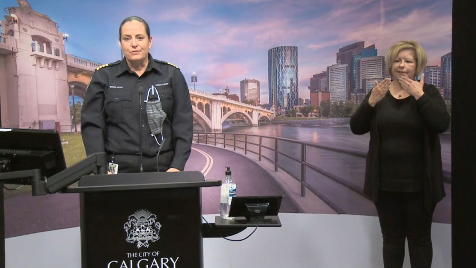 Susan Henry is the City of Calgary's new chief of its emergency management agency.