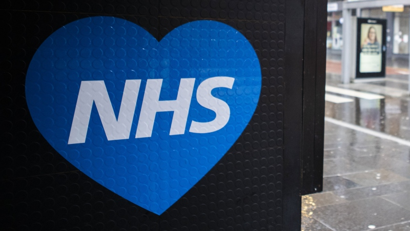 The United Kingdom's National Health Service (NHS) will pilot a blood test that might detect more than 50 types of cancer. The hope is to allow successful treatment of the disease at an earlier stage. (Jane Barlow/PA/Getty Images via CNN)