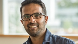Dr. Aamir Bharmal, Fraser Health's top contact-tracer, is seen in this photo from the Fraser Health website.