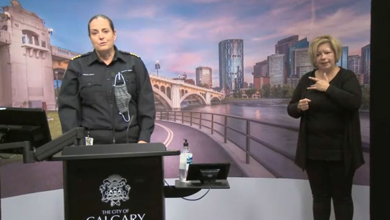 Extended: Calgary announces new CEMA chief
