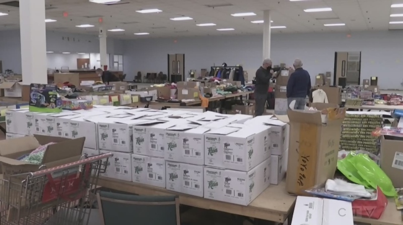 Annual Sault Ste. Marie Christmas Cheer campaign is gearing up for its donation blitz Saturday at former Walmart building.
