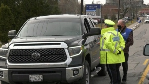 Police in the north begin Holiday RIDE checks