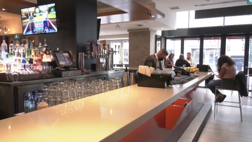 Open But Hurting Alberta Bars Restaurants And Retailers Report Tough Week Ahead Of New Restrictions Ctv News
