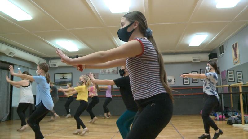 Dance Class Masks