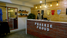 Prairie Proud, a local clothing store, is focusing its efforts on getting people to shop online rather than in-store.