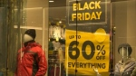 Black Friday has different look
