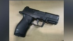 Police rush to island home for firearm call