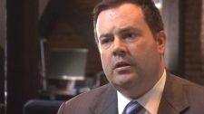 Immigration Minister Jason Kenney says he sympathizes, but that victims like Towell need to acknowledge their role in creating the problem.