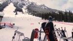 Calgary ski hill