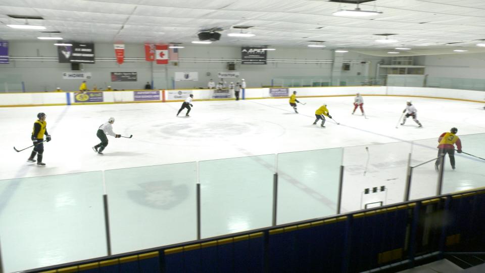 Hand Made Hockey League