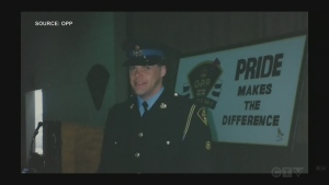 Const. Marc Hovingh remembered