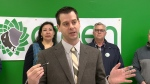 Manitoba Green Party re-elects leader