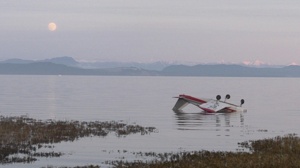 Courtenay plane crash